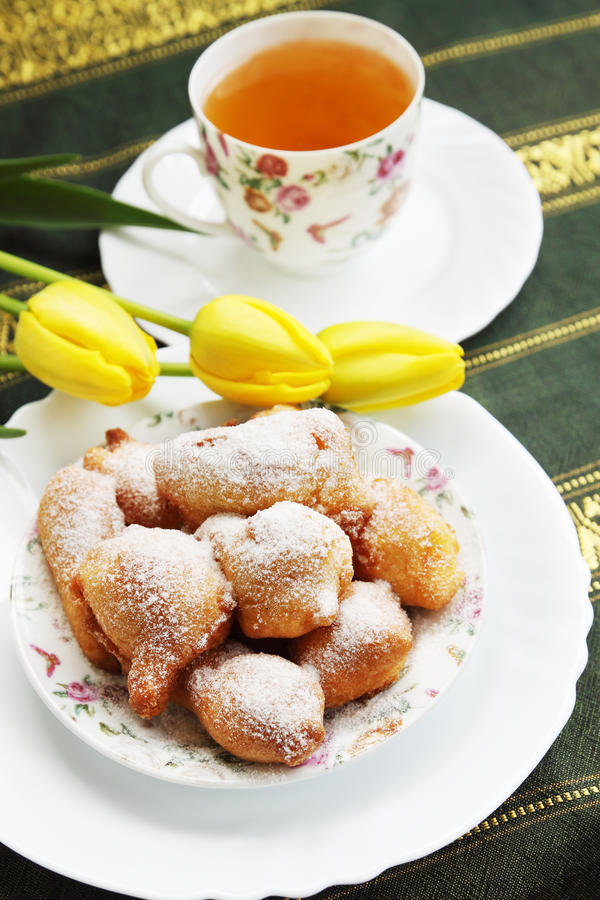 Download Homemade donuts stock image. Image of dessert, pastry - 29056025