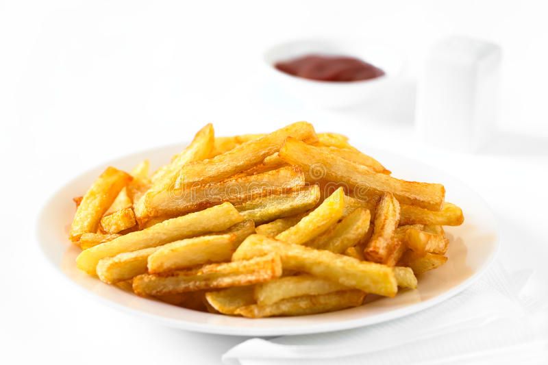 Download Homemade French Fries stock photo. Image of homemade - 83722610