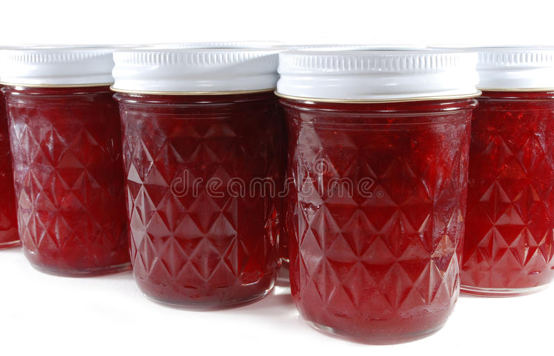 Download Homemade fruit jam stock photo. Image of container, jelly - 25650216