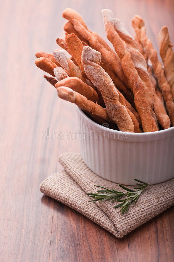 Download Homemade grissini stock photo. Image of concept, cook - 16394152