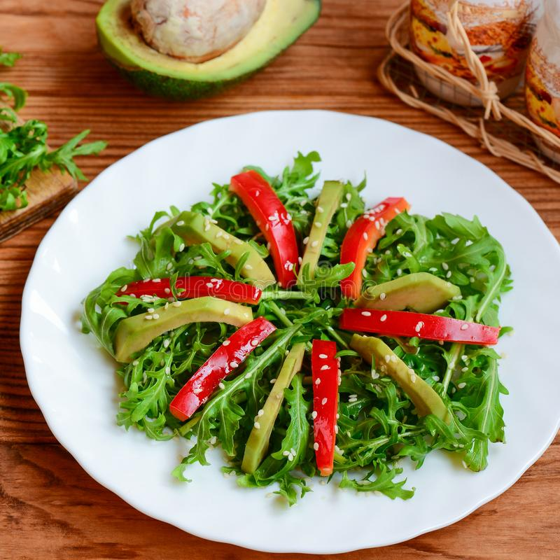 Homemade healthy salad for lunch or dinner fresh avocado arugula raw vegan salad recipe raw salad recipe indian raw vegan salad dressing avocado raw vegan summer salad with avocado healthy salad recipes for dinner forumfinder Gallery