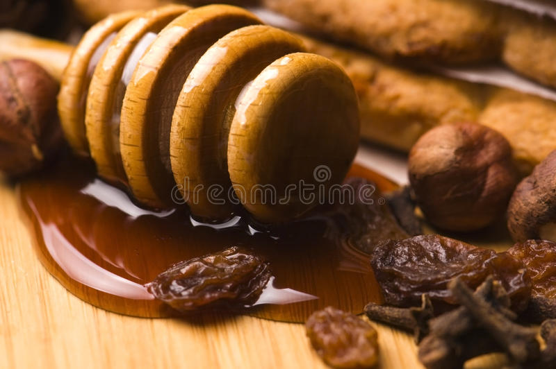 Download Homemade Honey Cakes Royalty Free Stock Photos - Image: 23332778