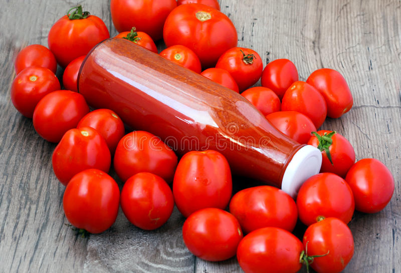 Download Homemade Ketchup Stock Images - Image: 28246324