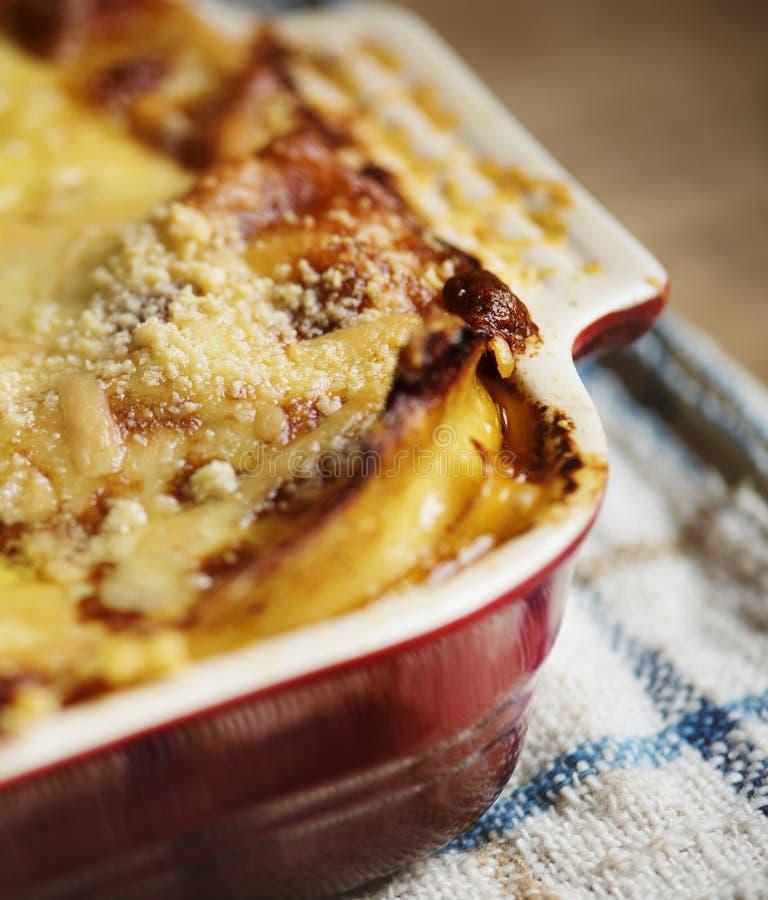 Homemade lasagna food photography recipe idea stock images