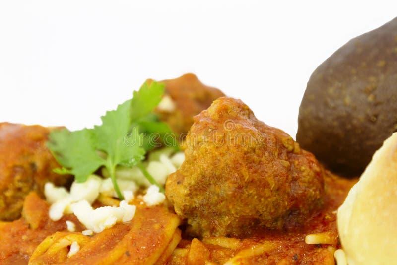Download Homemade Meatball stock photo. Image of italian, tomato - 20195746