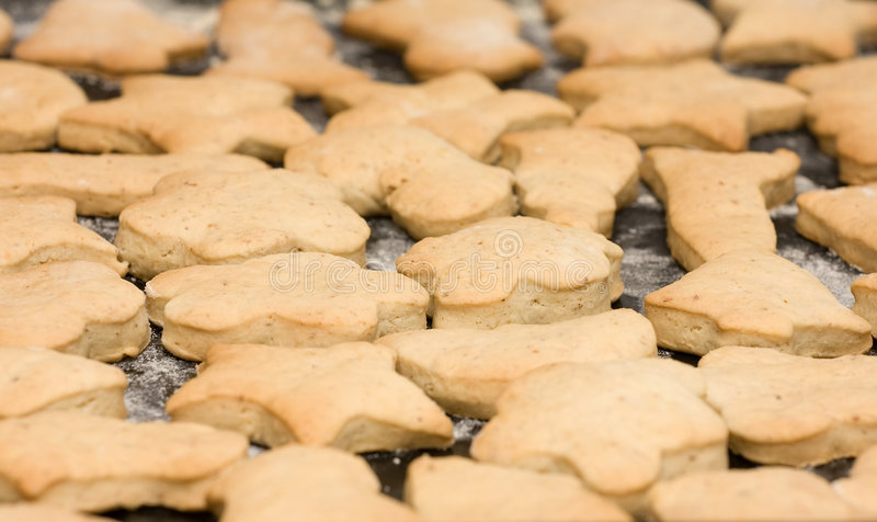 Download Homemade nut cookies macro stock photo. Image of objects - 7529644