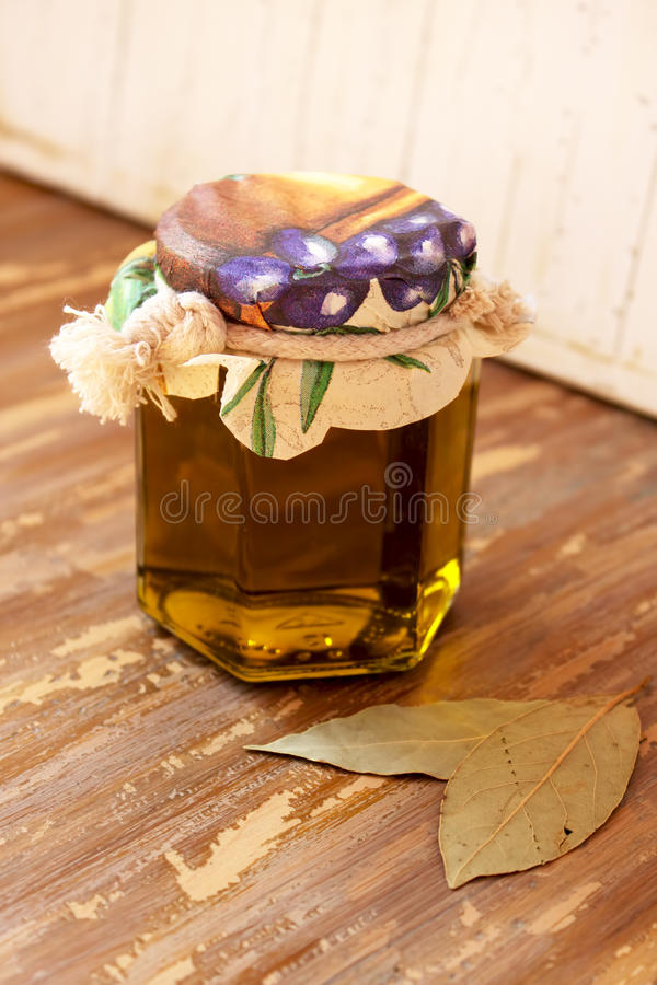 Download Homemade Olive Oil Stock Images - Image: 25229774