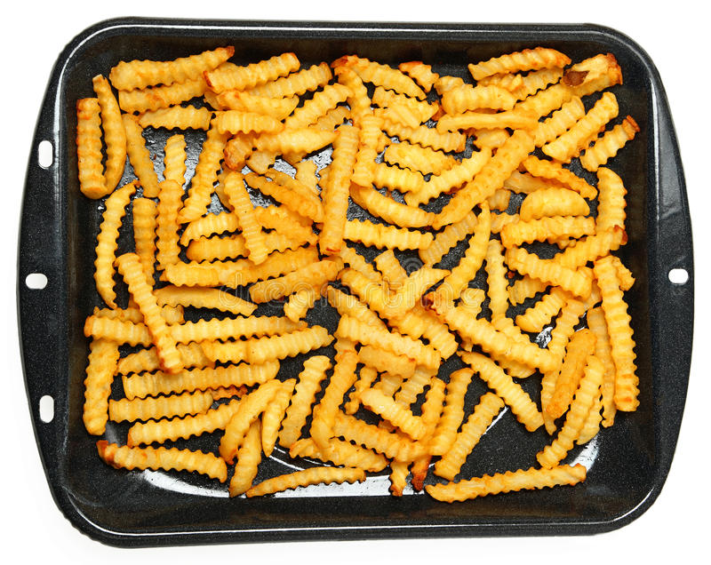 how to cook homemade fries in the oven