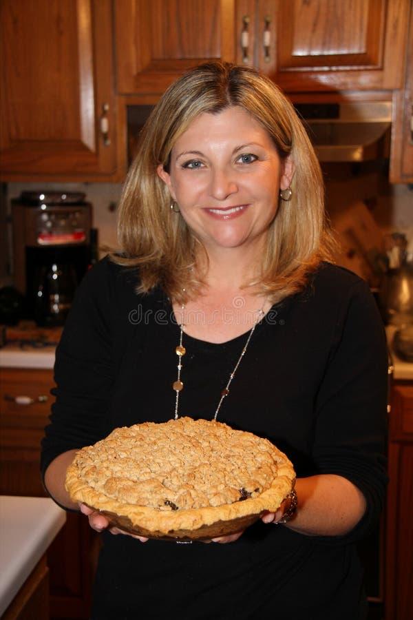 Homemade Pie Royalty Free Stock Photo