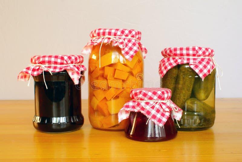 Download Homemade preserves stock image. Image of gherkins, food - 8881831
