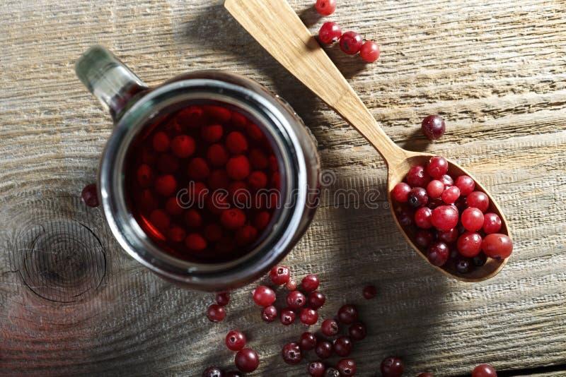 homemade vitamin drink stock photography
