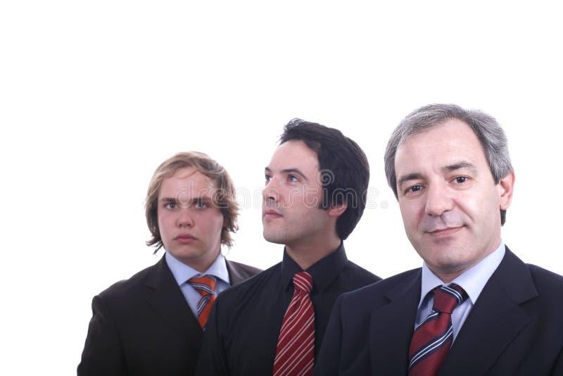 Homens de negócio foto de stock