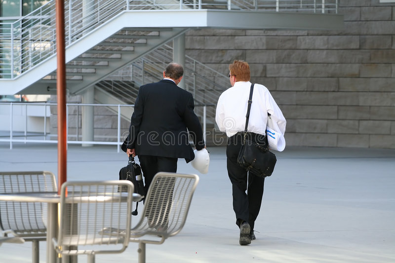 Homens de negócio imagens de stock royalty free