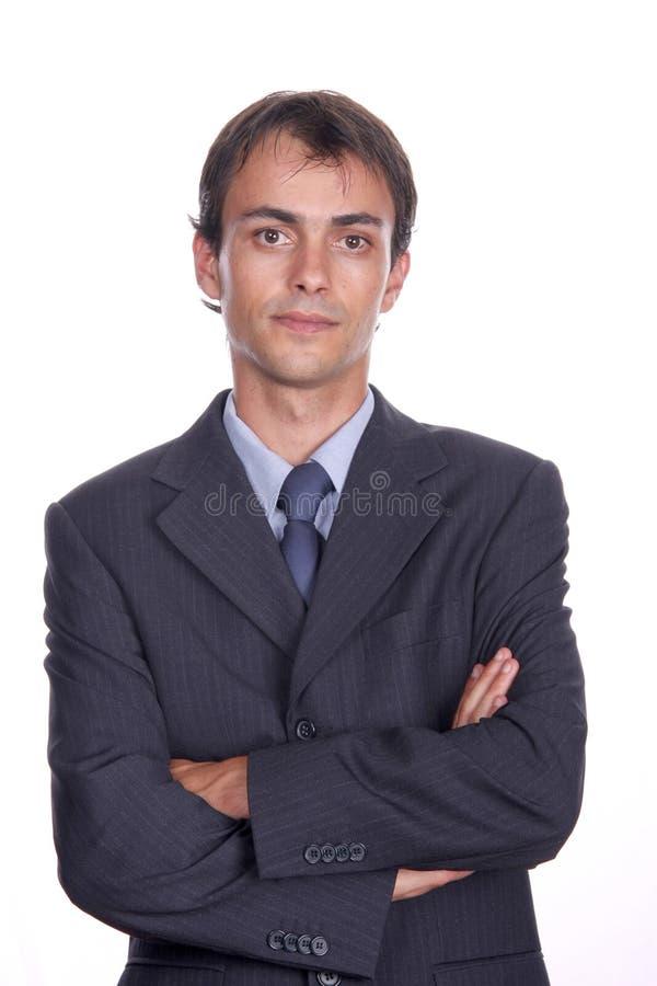 Homens de negócio novos fotos de stock
