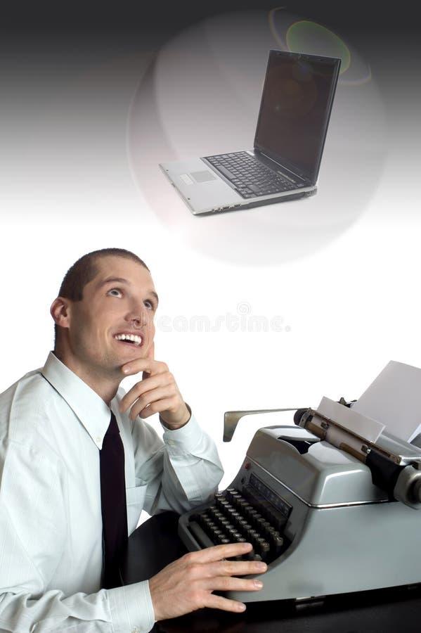 Homens de negócios imagens de stock
