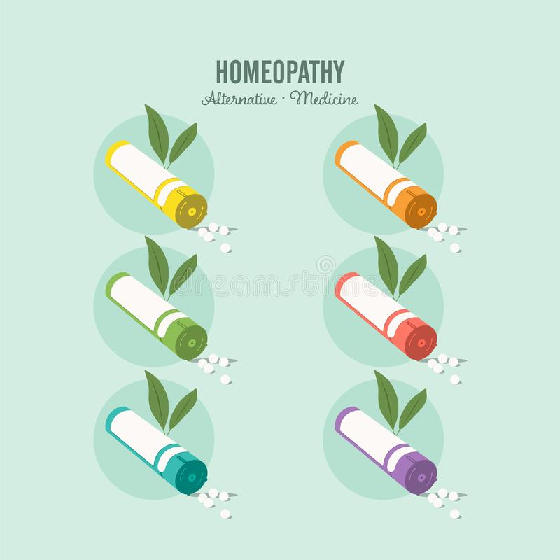 Homeopathic Medicine Stock Illustrations – 1,036 Homeopathic