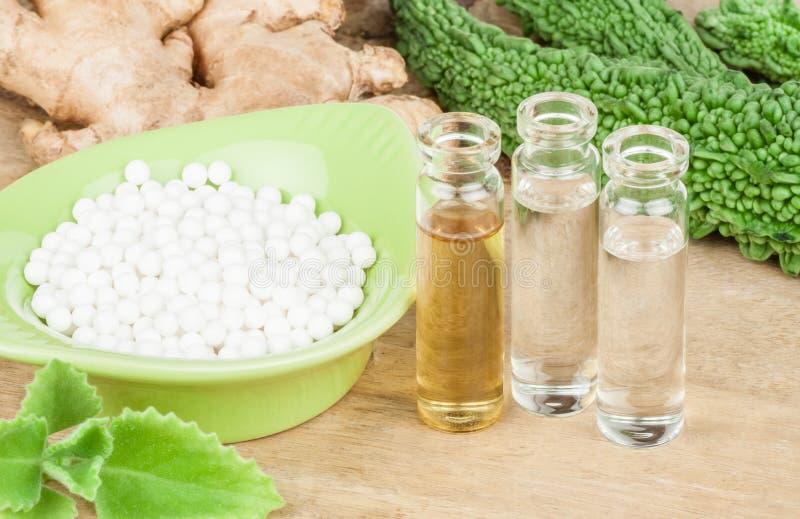 homeopathy fotografia stock libera da diritti