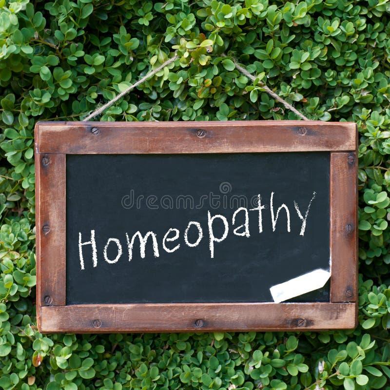 Homeopatia fotografia de stock