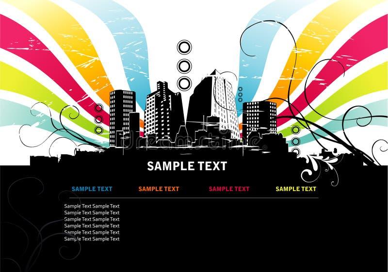 homepage-illustration vektor illustrationer