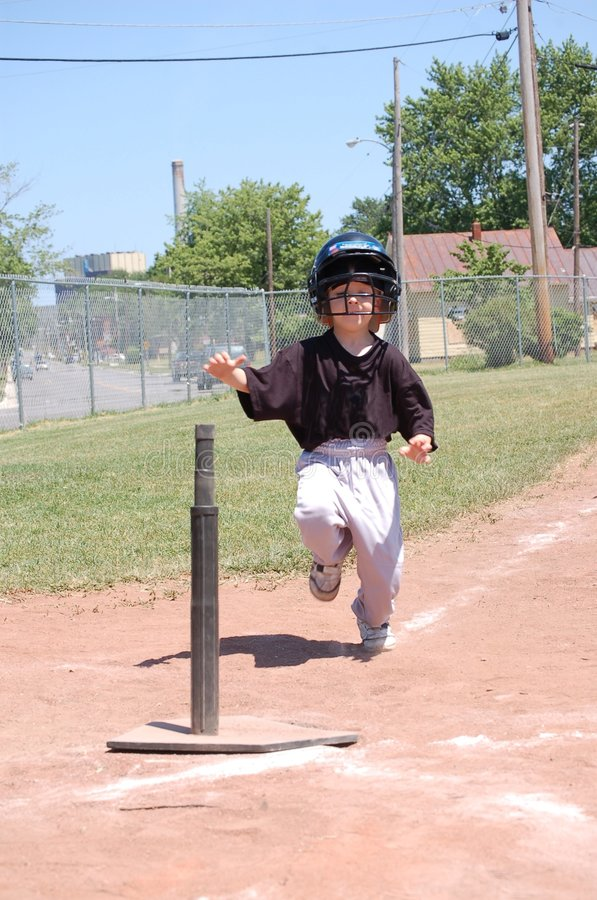Download Homerun stock image. Image of city, toddler, homerun, compete - 4143715