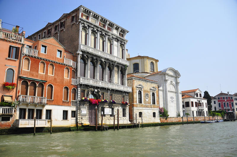 Download Homes in venice stock image. Image of italy, colorful - 16994097