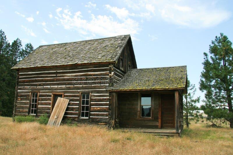 Homestead at Conboy Lake royalty free stock photo