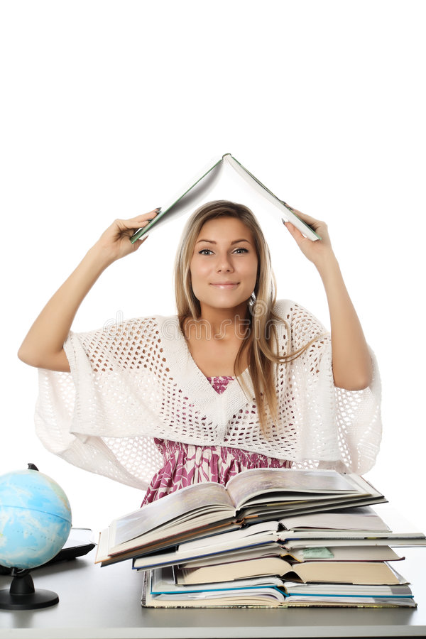 Homestudy Stock Photography