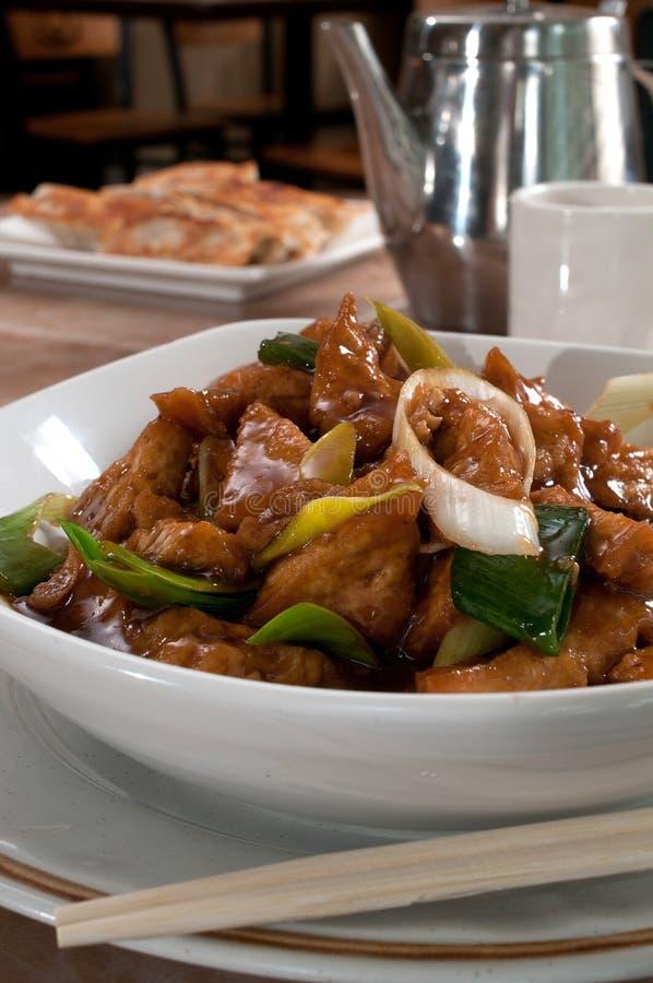 Free Homestyle Szechuan Tofu Royalty Free Stock Images - 20773239