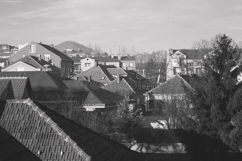 hometown royalty-vrije stock foto's