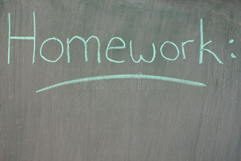 Download Homework stock photo. Image of homework, stress, challenge - 13337588