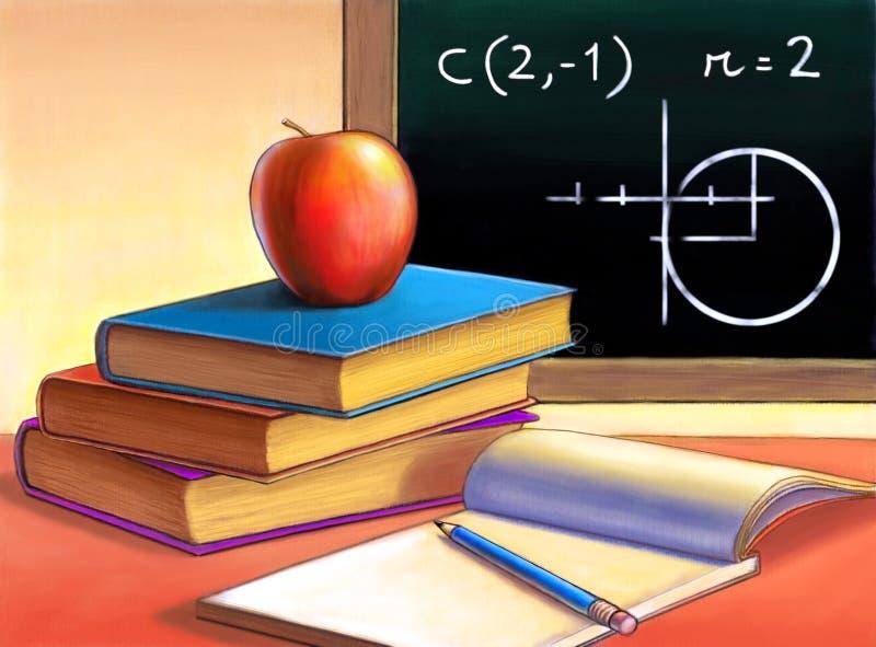 Download Homework stock illustration. Image of study, education - 5586587