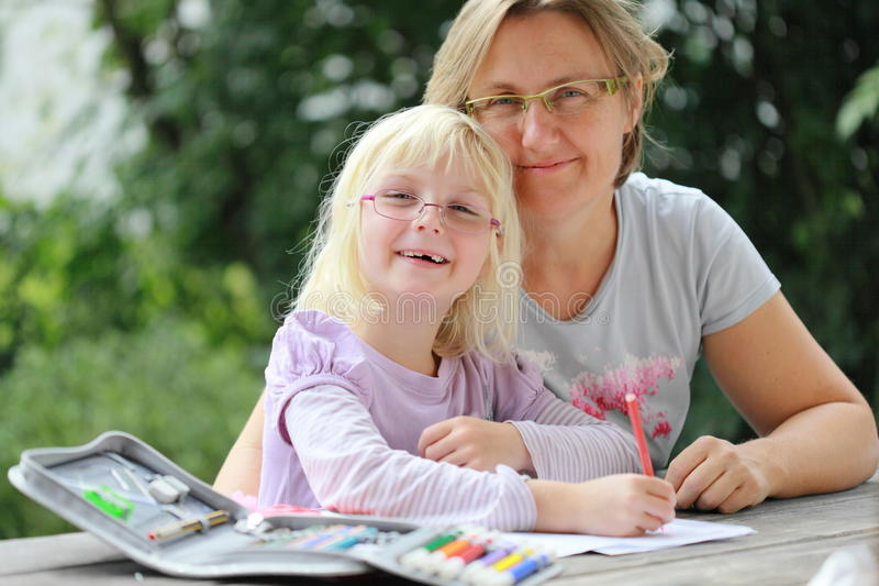 Download Homework with help stock photo. Image of education, learning - 26822680