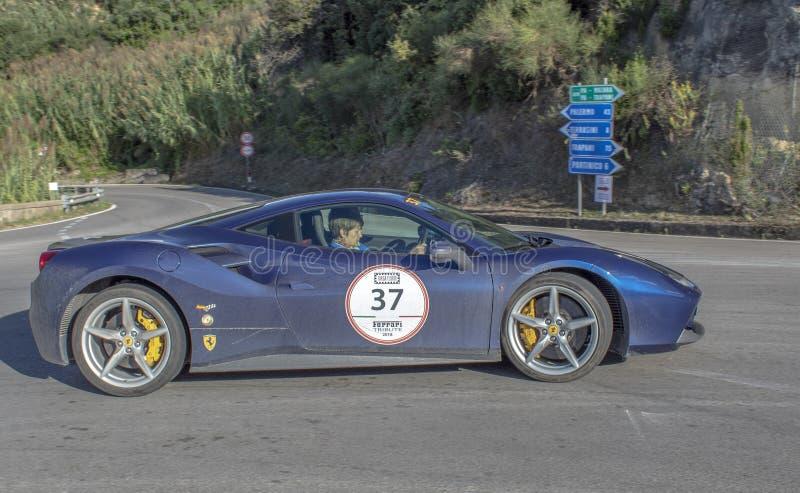 Hommage de Ferrari images libres de droits