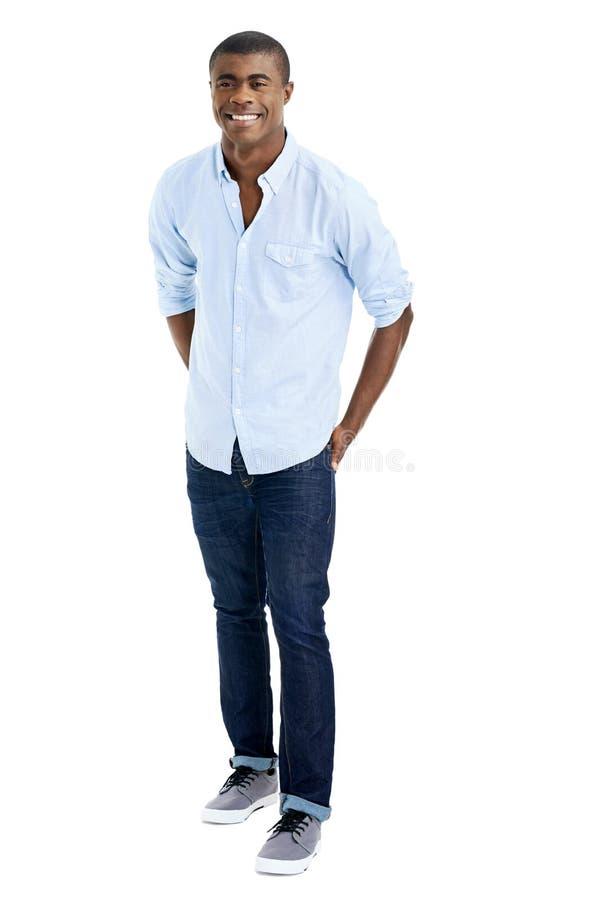 Download Homme à la mode photo stock. Image du adulte, amical - 45369118