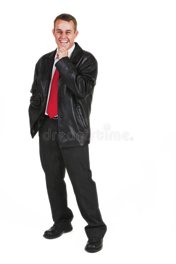 Homme #4 d'affaires images stock