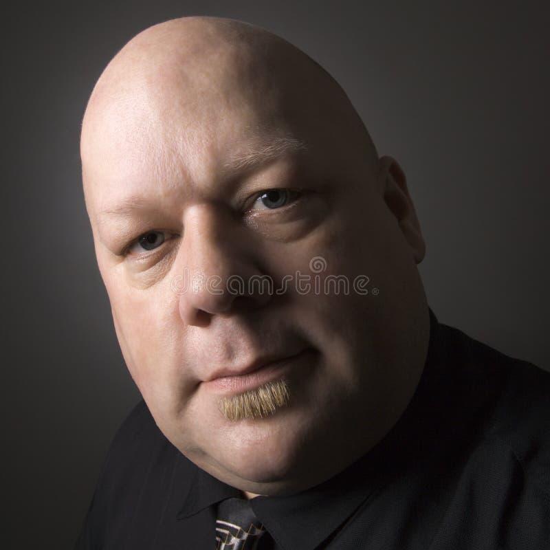 Homme chauve. photos libres de droits