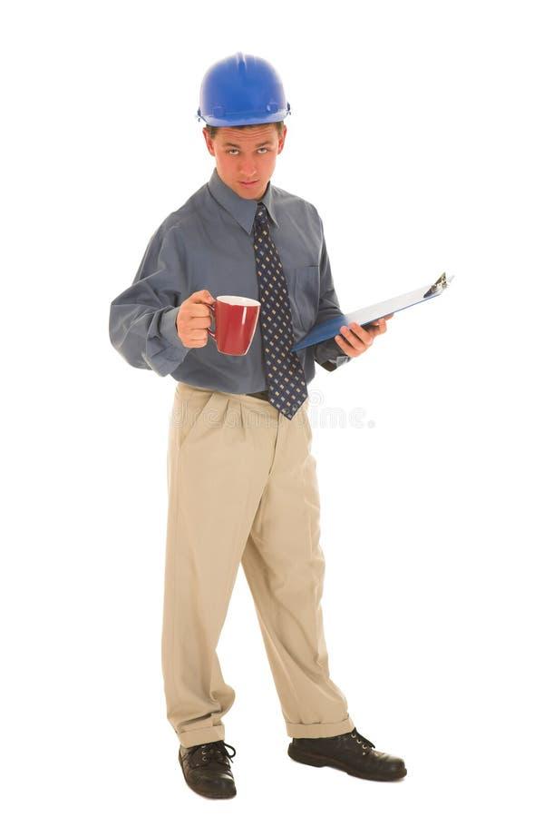 Homme d'affaires #103 image libre de droits