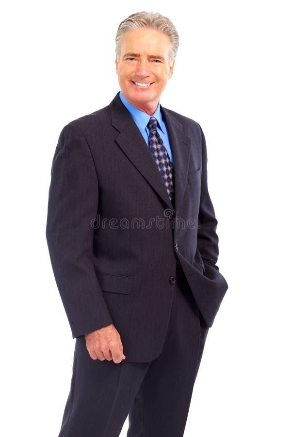 Homme d'affaires image stock