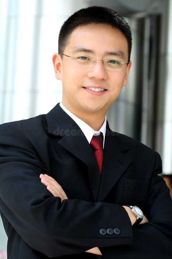 Homme d'affaires photo libre de droits