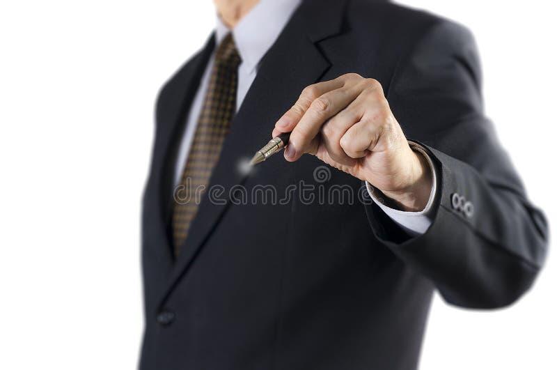 Homme D Affaires Images stock