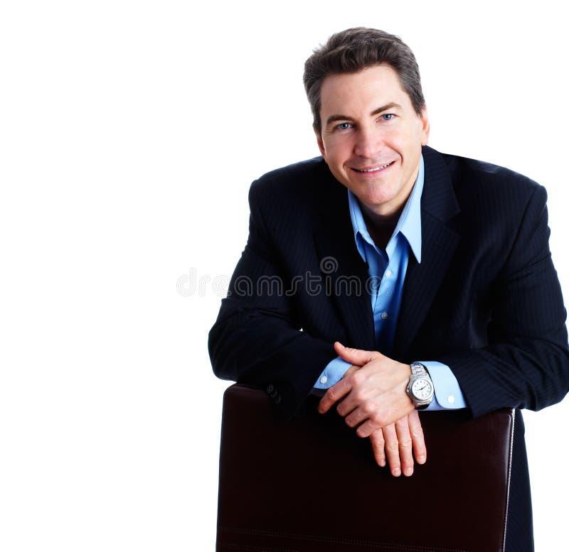 Homme d'affaires photo stock