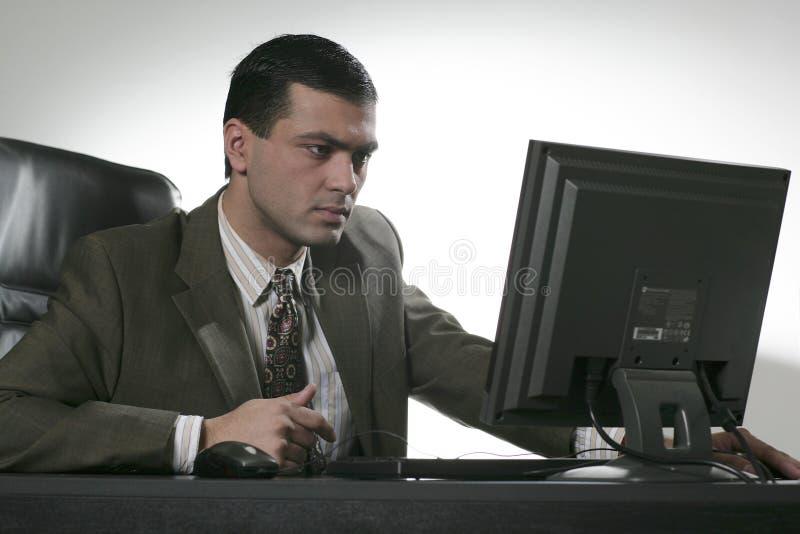Download Homme d'affaires image stock. Image du lumineux, entreprise - 8654169