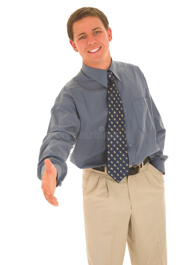 Homme d'affaires #89 image stock