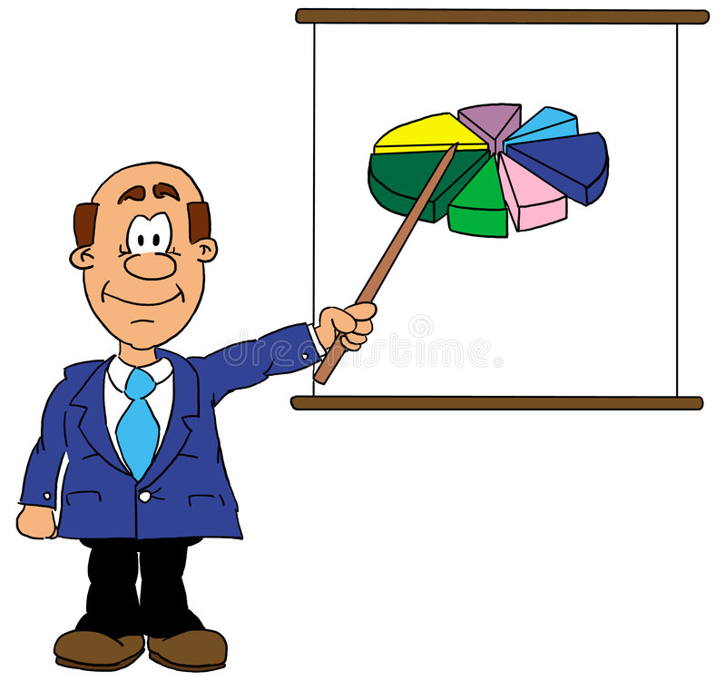 Download Homme d'affaires illustration stock. Illustration du homme - 90022