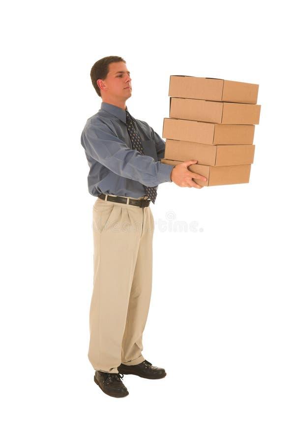 Homme d'affaires #97 image stock