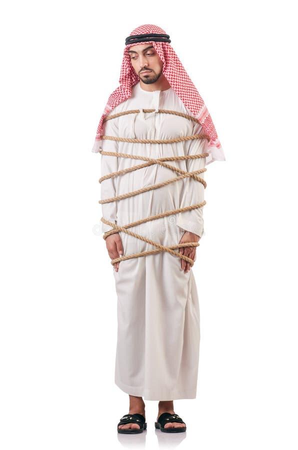 Homme D Affaires Arabe Image libre de droits