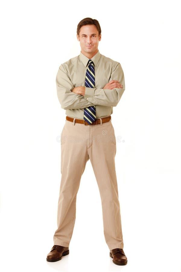 Homme d'affaires bel photos libres de droits