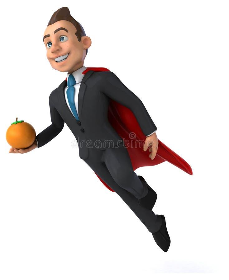 Download Homme D'affaires D'amusement Illustration Stock - Illustration du entrepreneur, homme: 56491143