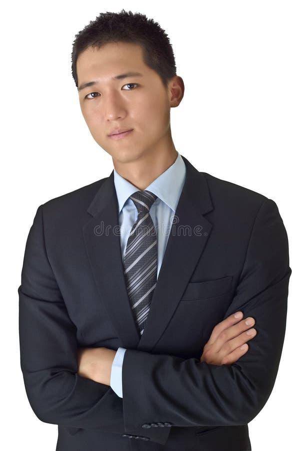 Homme d'affaires de jeunes de réussite photo stock