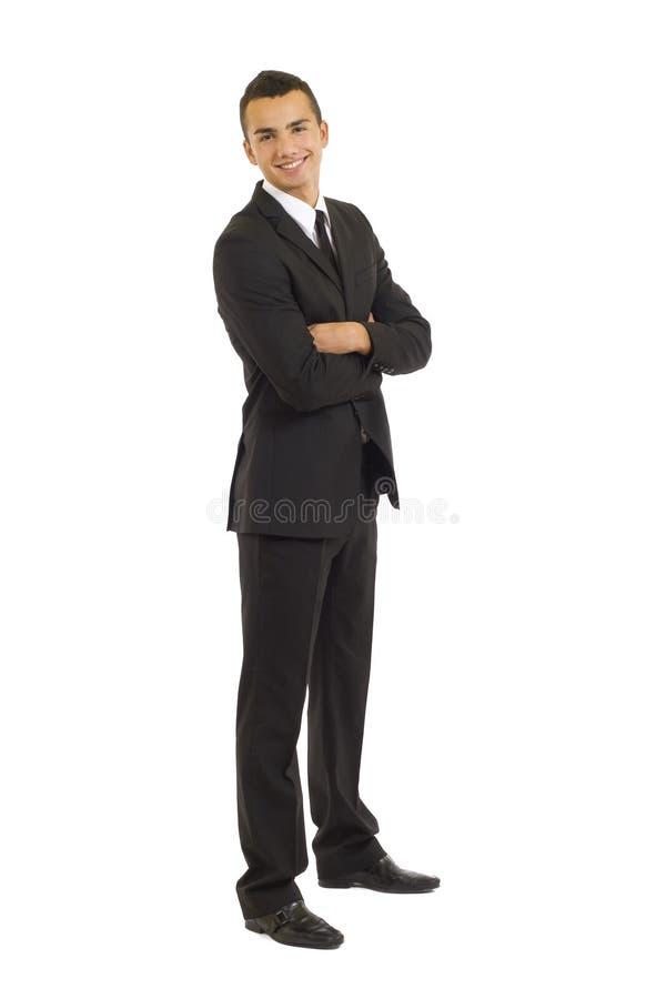 Homme d'affaires de mode photographie stock
